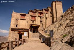 Leh Palace on Laughter Mania