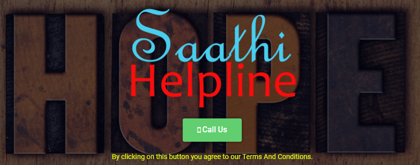 Saathi : Your best online helpline !