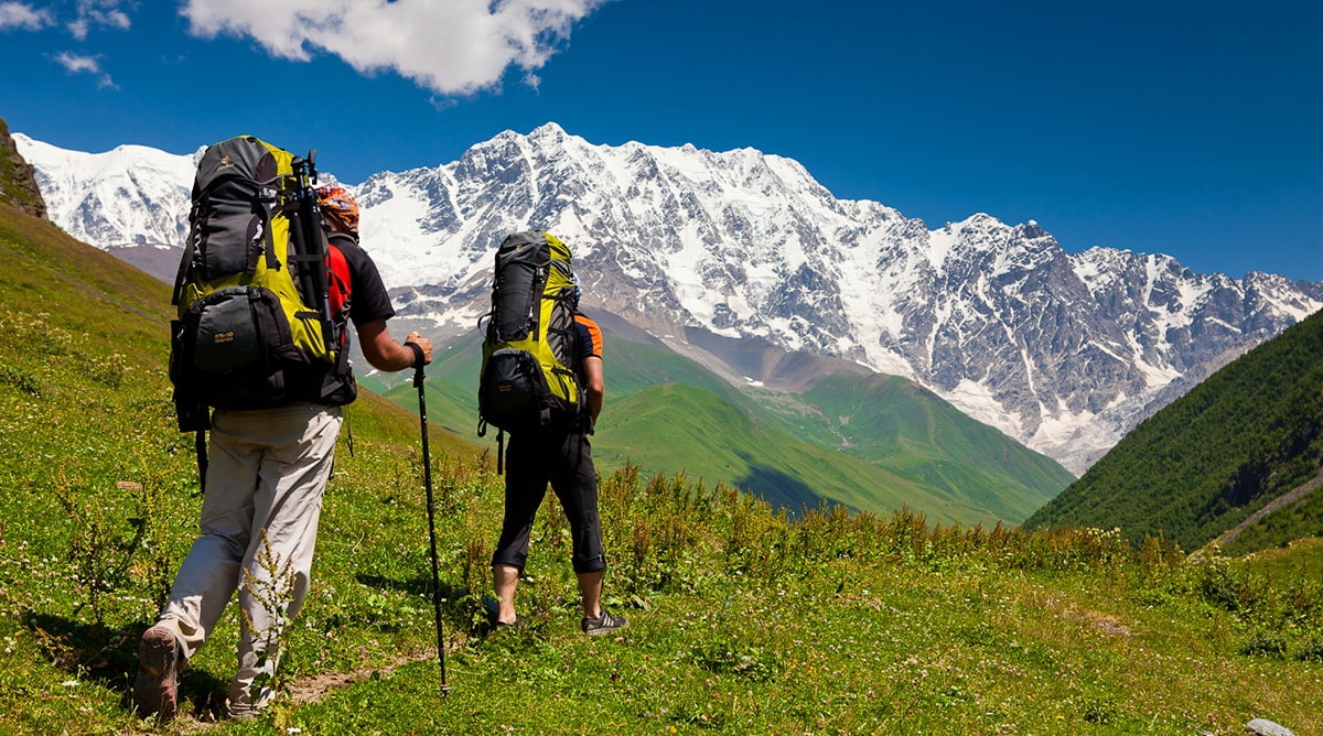 Best Treks around India | TravelMania | Top 5 treks |