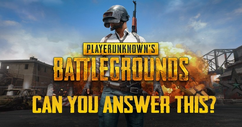PUBG Quiz on Laughter Mania