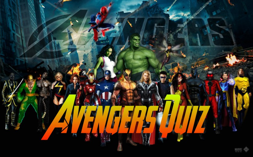Avengers Quiz on Laughter Mania
