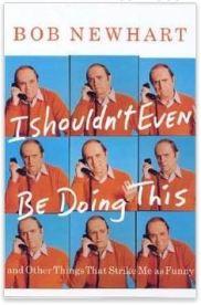 Bob Newhart Book