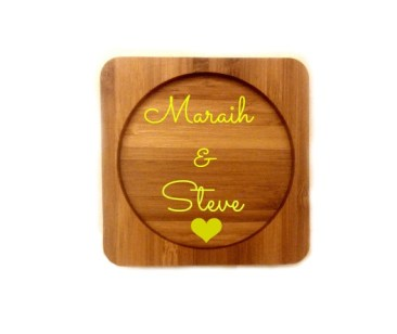 personalized coasters 2