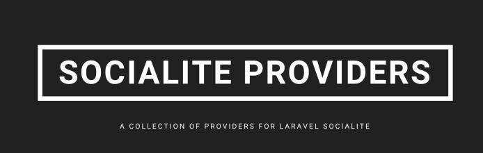 Socialite providers