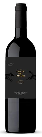 Cruce del zorro vino boliviano