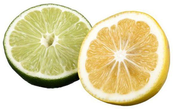lima y limón cocktails