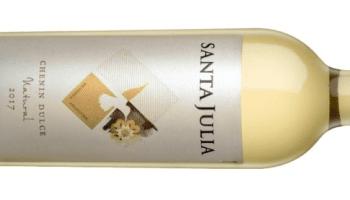 Santa Julia Chenin Blanc Dulce Natural Notas de cata y maridaje