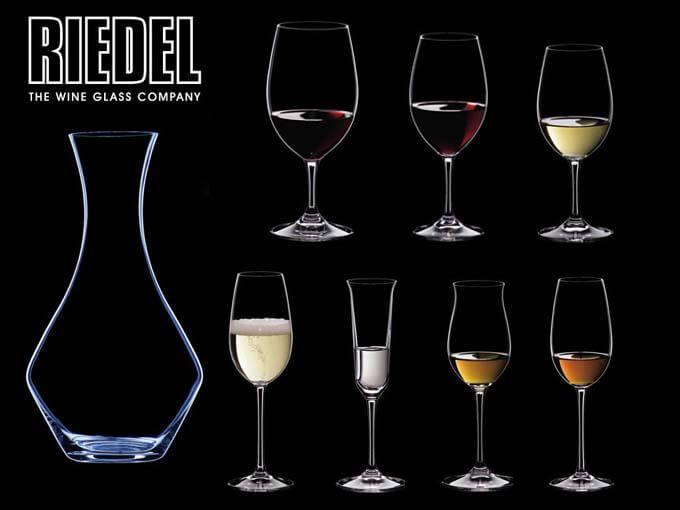 Copas vino Riedel