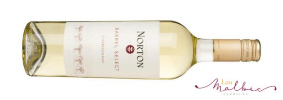 Norton Barrel Select Chardonnay vino blanco
