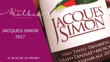 Jacques Simon 2017 vino de Bolivia