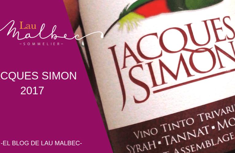 Jacques Simon 2017