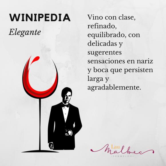 Winipedia Qué es un vino elegante