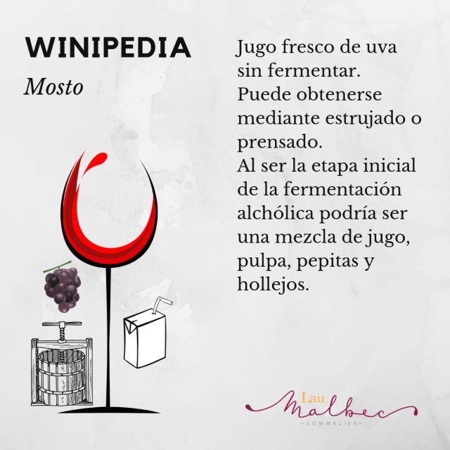 Winipedia Qué es el mosto de un vino