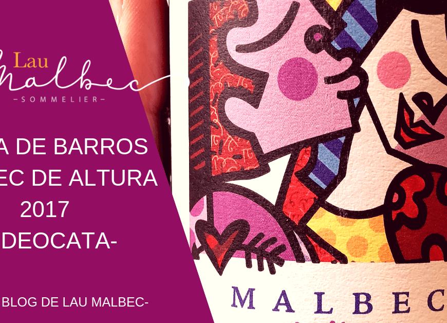 Finca de Barros Malbec de Altura 2017