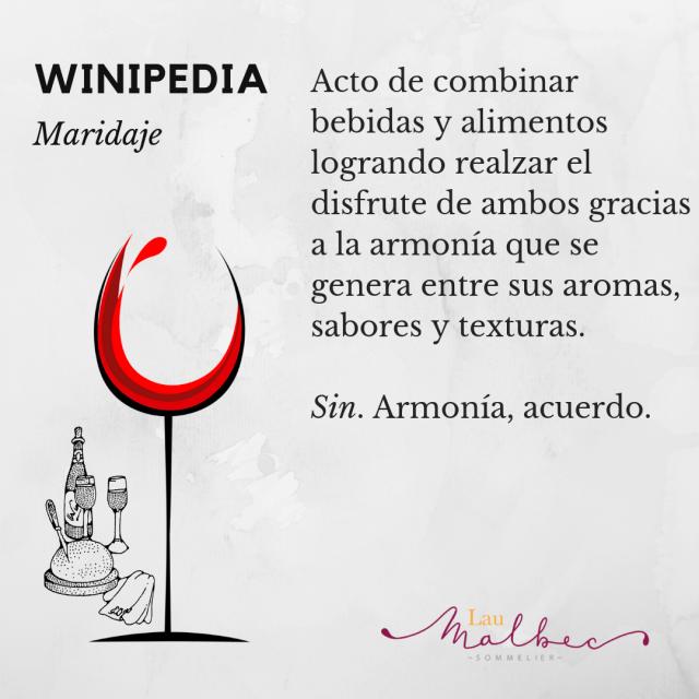 Qué es el Maridaje del vino? Winipedia