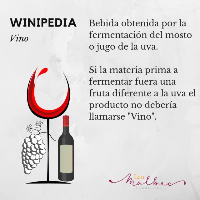 Qué es el Vino Winipedia
