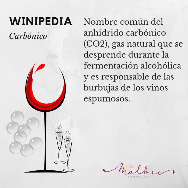 Qué es el carbónico, vinos, winipedia