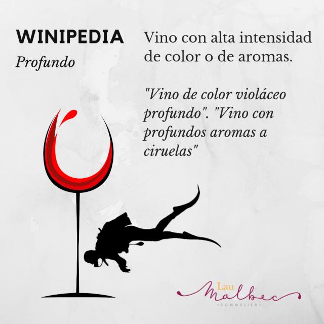 Qué es un vino profundo? #Winipedia