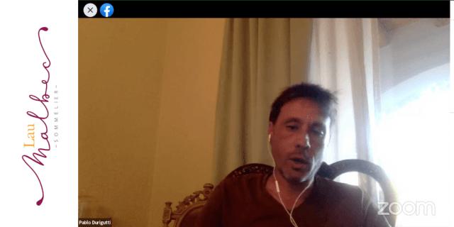 Pablo Duriguitti clinica de uvas criollas
