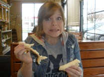 205. Eat at Kneaders with Jocelyn