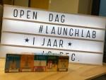 Launchlab bestaat één jaar: tijd voor een feestje!