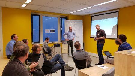 smart building hackathon zwolle