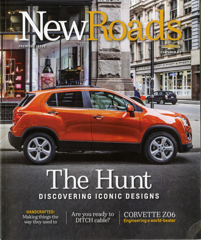 New Roads Chevrolet Magazine New roads, Chevrolet