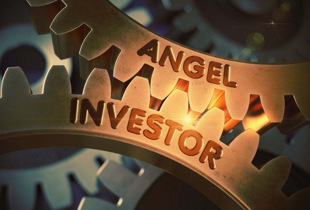 Angel and investor gears