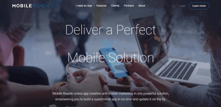 MobileRoadie
