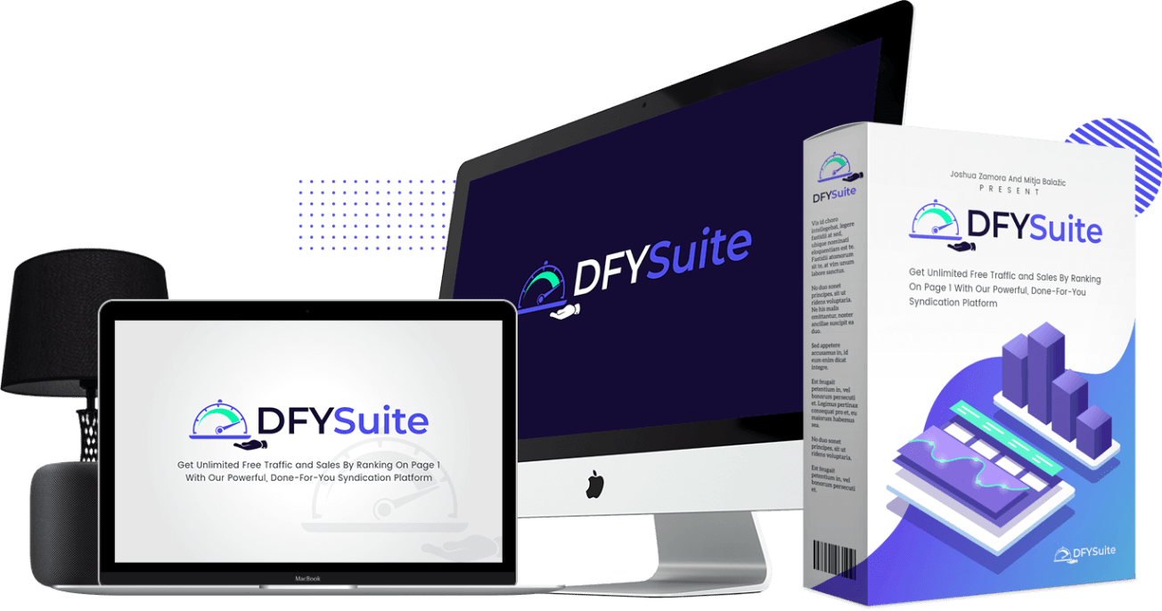 The 3 Steps To Rank On Page One of Google | DFY Suite 19