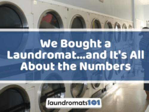 We bought a laundromatand its all about the numbers laundromats101 we bought a laundromatand its all about the numbers solutioingenieria Images