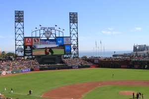 SF Giants Park