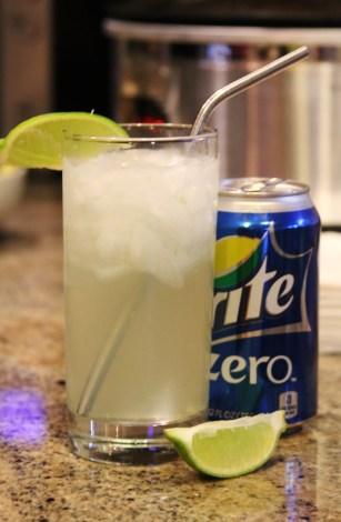 Vodka Lime Cucumber Sprite