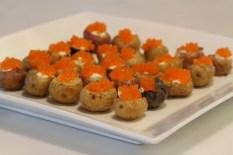 Caviar Potatoes Chives