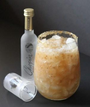 Pear Chopin Cocktail