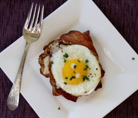 Fork and Eggs