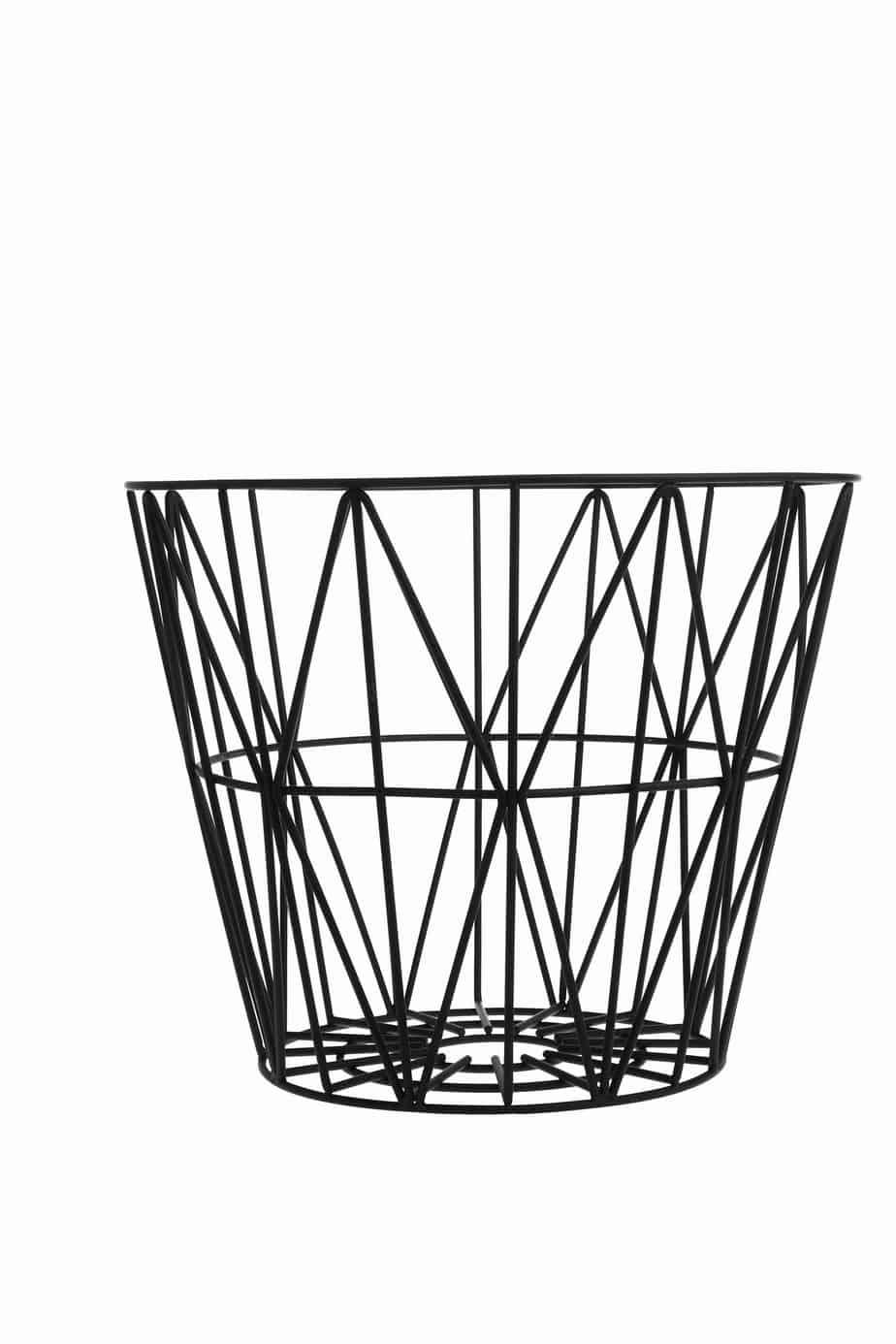 Decorative Wire Baskets Storage Baskets