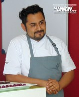 Christian Martínez, chef y chocolate maker,