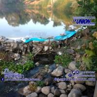 Exhiben video del estiaje del Río Jamapa