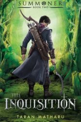 L'invocateur - Tome 2 - Inquisition