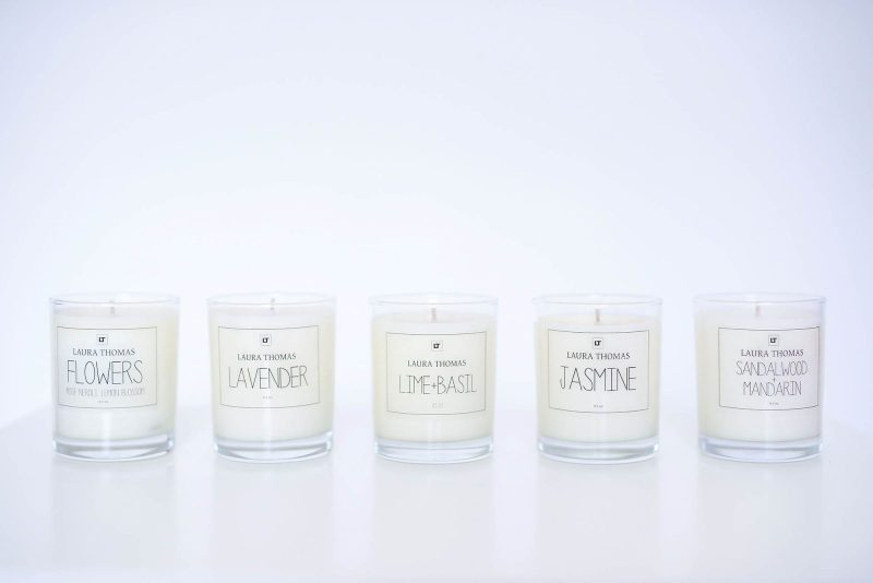 Own Label Candles - Laura Thomas Co