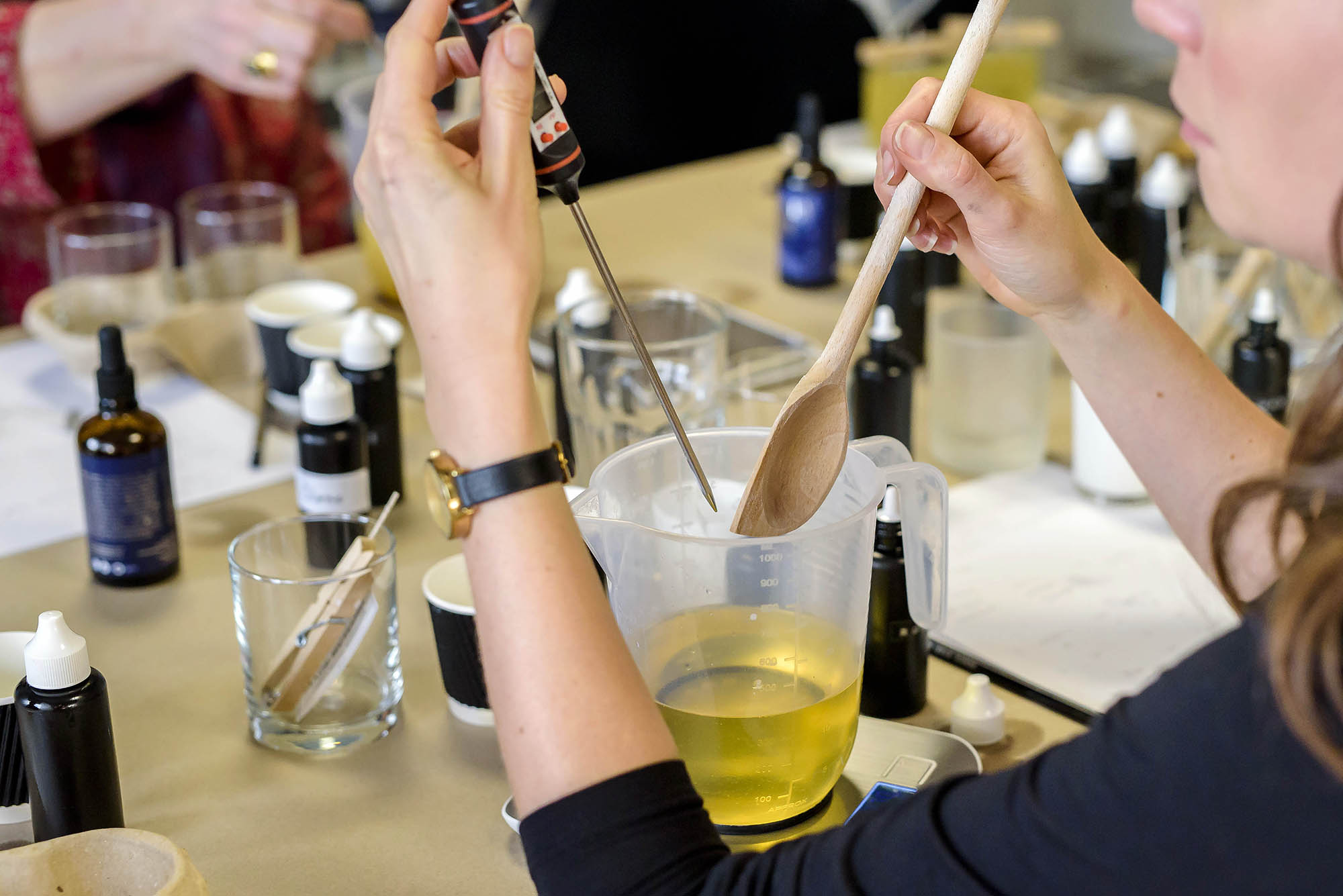 Soy Candle Making Workshops - Laura Thomas Co