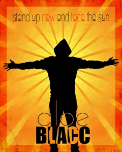 Aloe Blacc Poster Design Contest entry