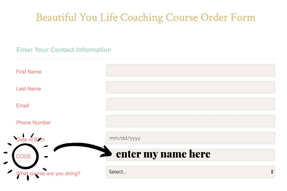 Become a Life Coach – Laura Banks