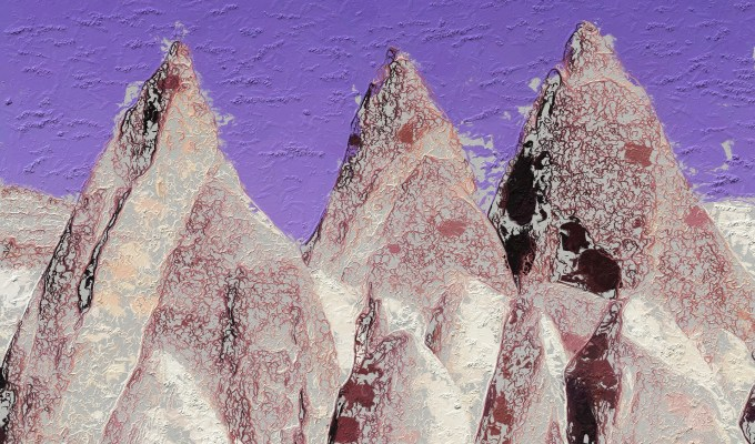 I Love Mountains