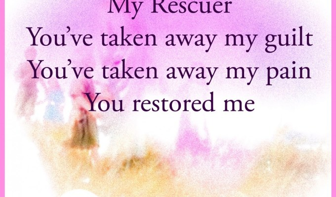 My Rescuer