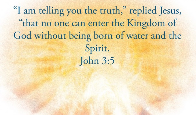 He Gives Birth To Believers