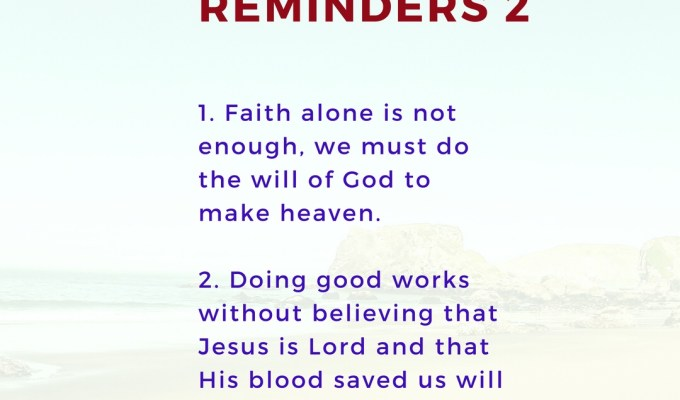 Godly Reminders 2