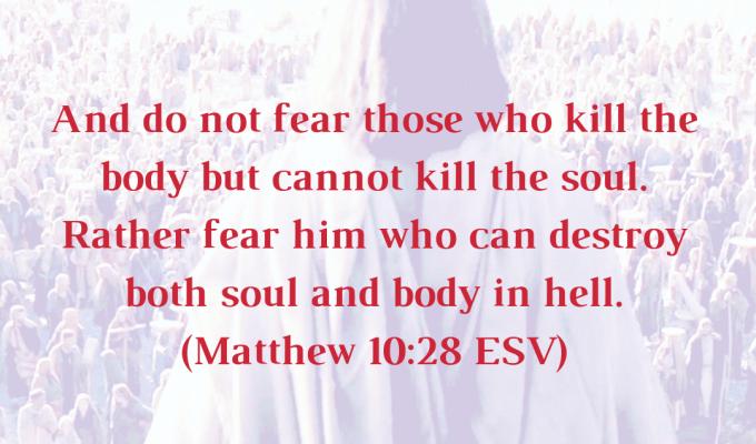 Fear Him