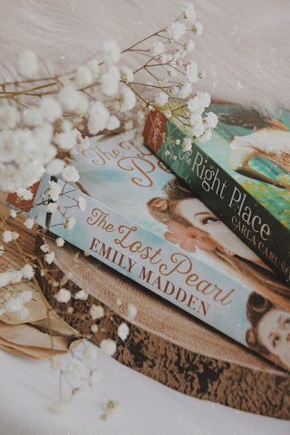 The Lost Pearl by Emily Madden Review     Laura Bookish The Lost Pearl by Emily Madden Review